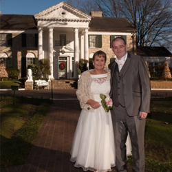 Karen Pullen and Graham Gaffney of Dublin, Ireland, were married at the Chapel on January 6, 2015.