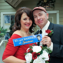 Jerry Lambert and Lisa Allen from Marietta, Georgia were married at the Chapel on December 13, 2014.