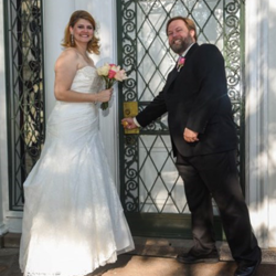 Ariellen Goepfert & Brian Boyle from McKinney, Texas, were married on July 27, 2015.