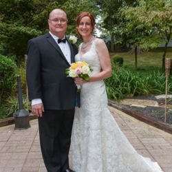 Jeff and Corinna Gatlin of Hernando, Mississippi, were married at the chapel on September 26, 2015.