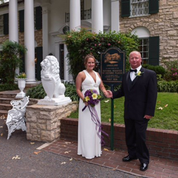 Jill and David Chenevert of Simmesport, Louisiana, were married on November 7, 2015.
