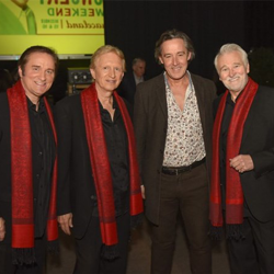 Terry Blackwood & The Imperials met up with conductor Robin Smith backstage.