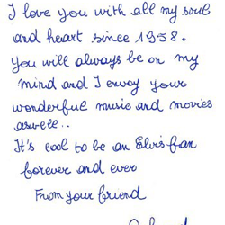 Roland from Belgium wrote this letter.