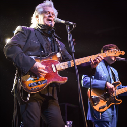 Marty Stuart & His Fabulous Superlatives performed at The Guest House at Graceland