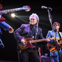 Marty Stuart & His Fabulous Superlatives performed at The Guest House at Graceland on June 9.