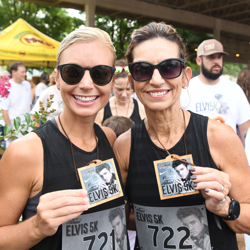 The Elvis 5k raises money for LivItUp Inc.