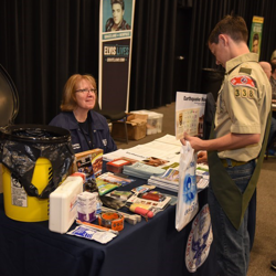 Scouts Rock at Graceland is a day for Boy and Girl Scouts to learn and create at Graceland.
