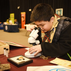 Scouts learned about science, wildlife, history and more.