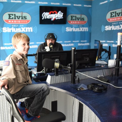 DJ Argo at SiriusXM Elvis Radio talked to Scouts about becoming a DJ.