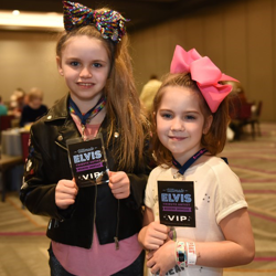 Elvis fans of all ages had a blast at the Ultimate Elvis Tribute Artist Weekend Showcase.