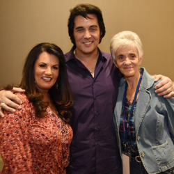 Shawn Klush had a wonderful time meeting with fans at The Guest House at Graceland.