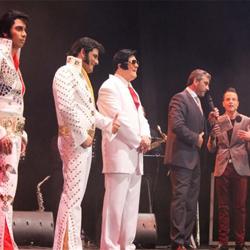 ETAs line up at Celebrating Elvis in Malta on January 17.