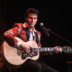 Dean Z has several performances lined up for Elvis Week 2019.