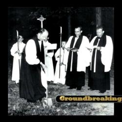 1955 Groundbreaking