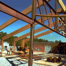 1979 parish hall construction (2)