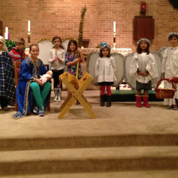 2015 The Christmas Pageant