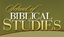 School of Biblical Studies