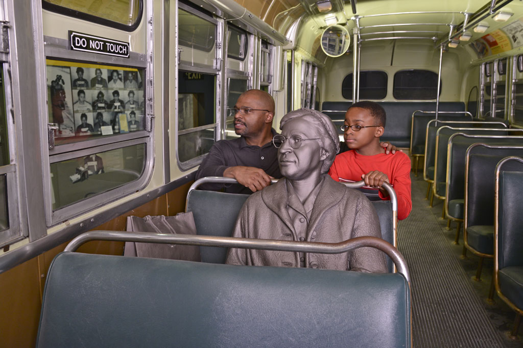 montgomery bus boycott speech Conclusion the montgomery bus boycott drew greater attention to the civil rights movement and the african - american rights, and, because of that,.