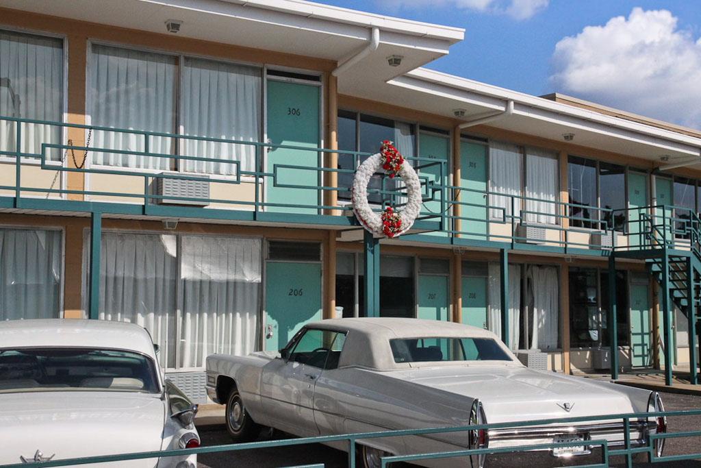 Visit the Civil Rights Museum at the Lorraine Motel
