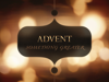 Something Greater - Advent 2013