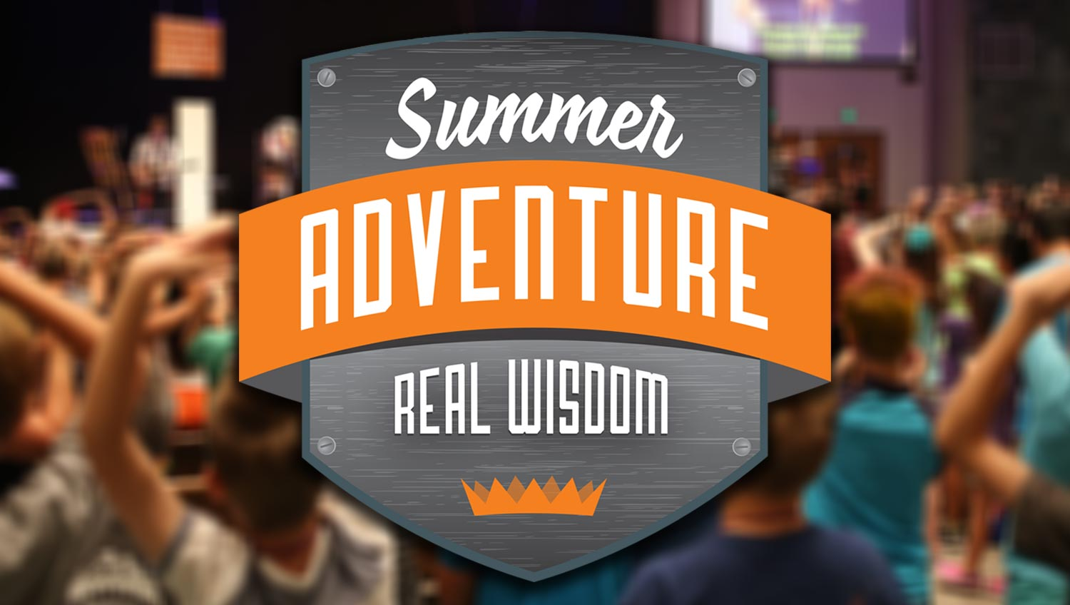 Summer Adventure: Real Wisoom