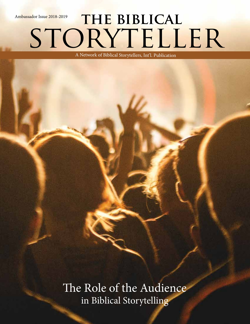 The Biblical Storyteller, Ambassadors Issue 2018