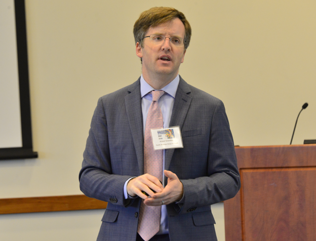 Kristof Stremikis, Associate Director of Policy for the Pacific Business Group on Health, gave an update on implications for employers re: national and regional health policy