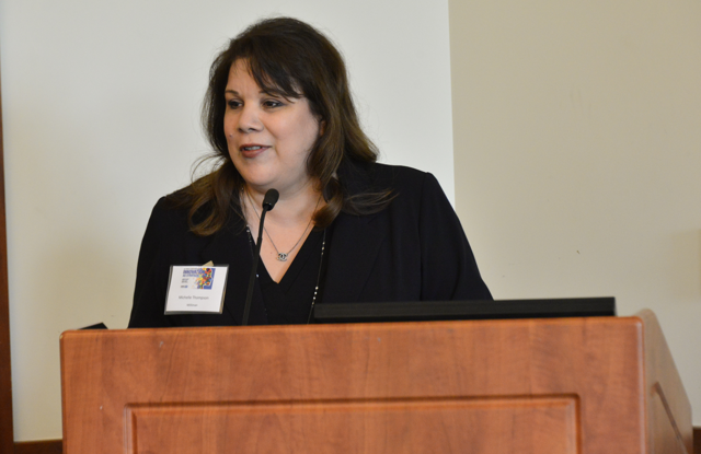 Michelle Thompson, Milliiman, presented the results of the Lipscomb & Pitts Mid-South health benefits survey