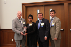 Shelby County Government was awarded Cigna