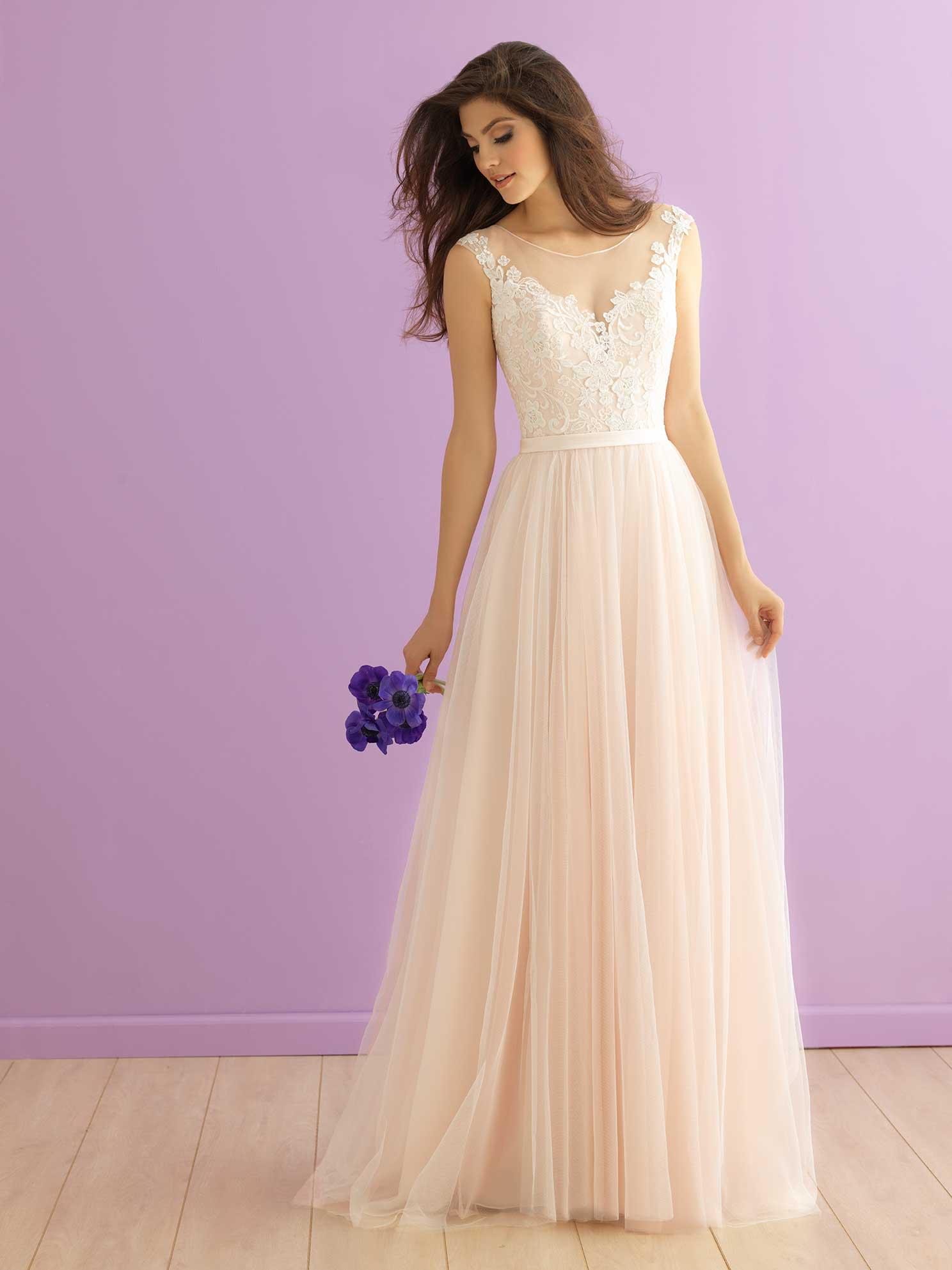 a4e6e11ff Wedding Dresses | Bridal & Bridesmaid, Formal Gowns | Allure Bridals