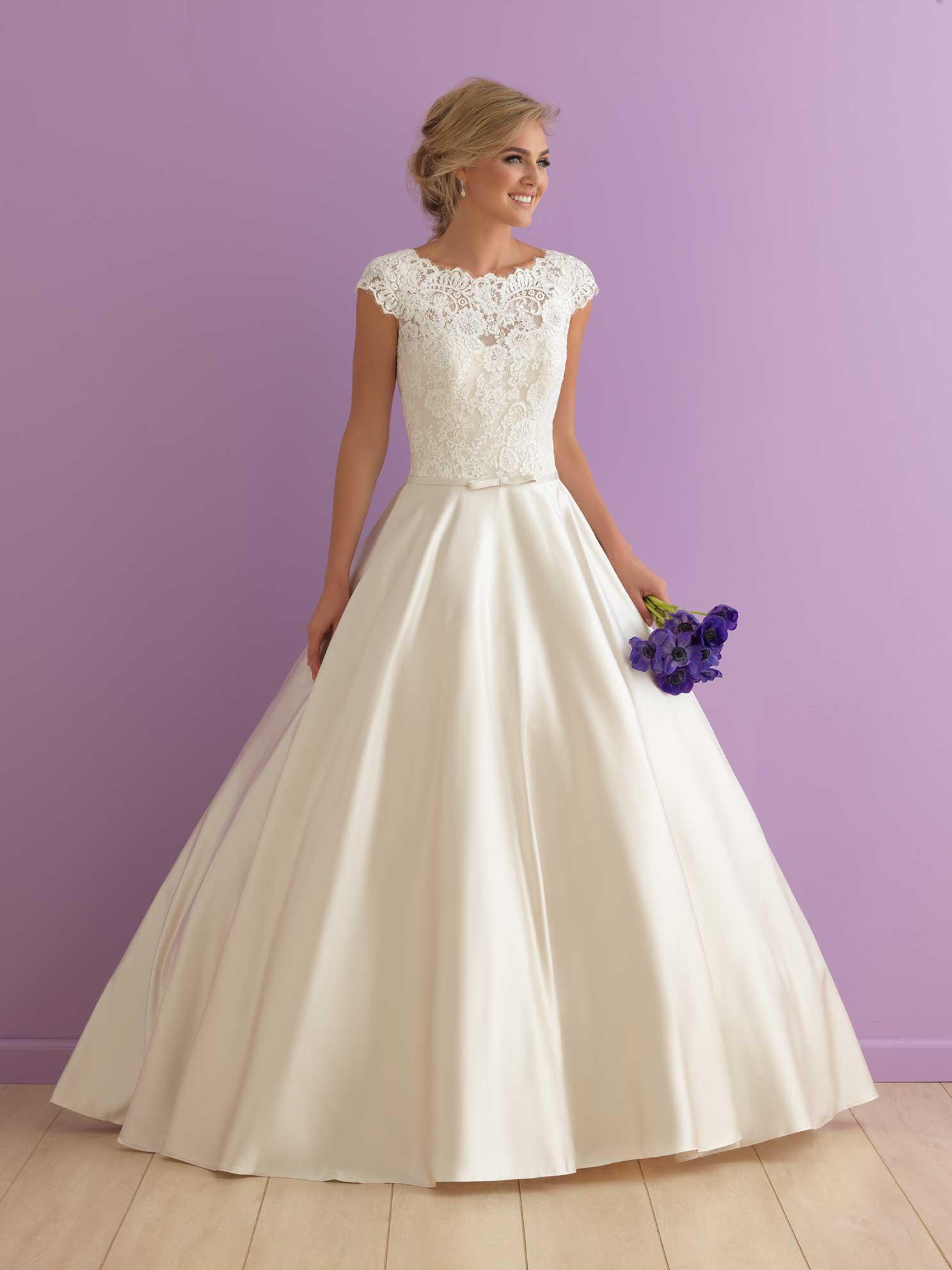 54b31f5ee8 Wedding Dresses | Bridal & Bridesmaid, Formal Gowns | Allure Bridals