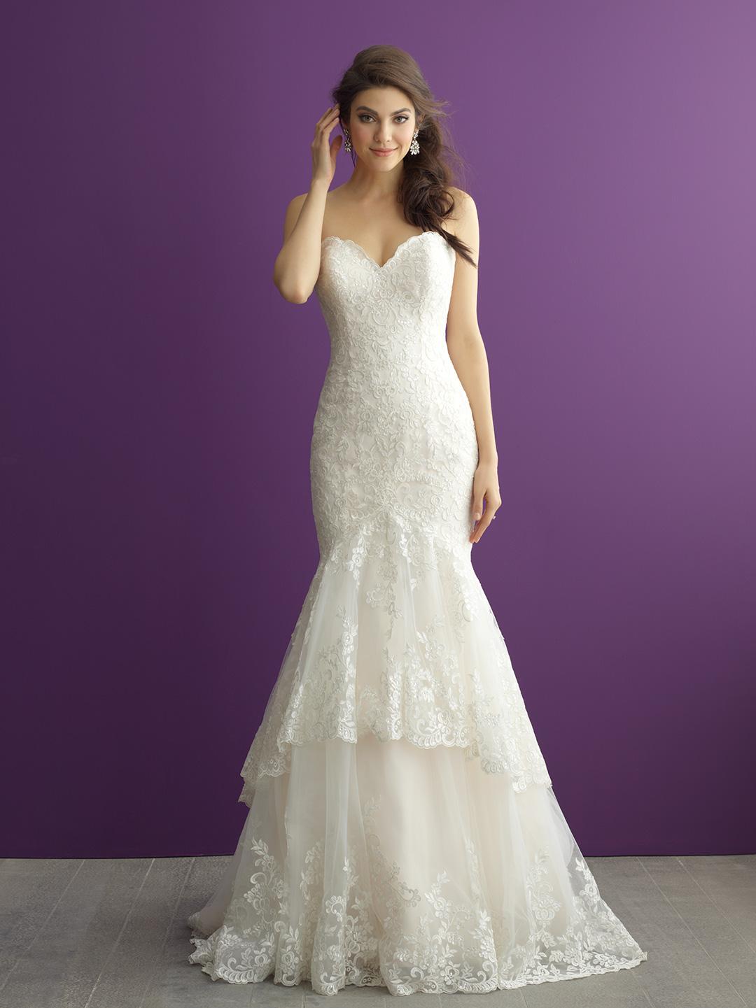 4c004b6ff0 Wedding Dresses | Bridal & Bridesmaid, Formal Gowns | Allure Bridals