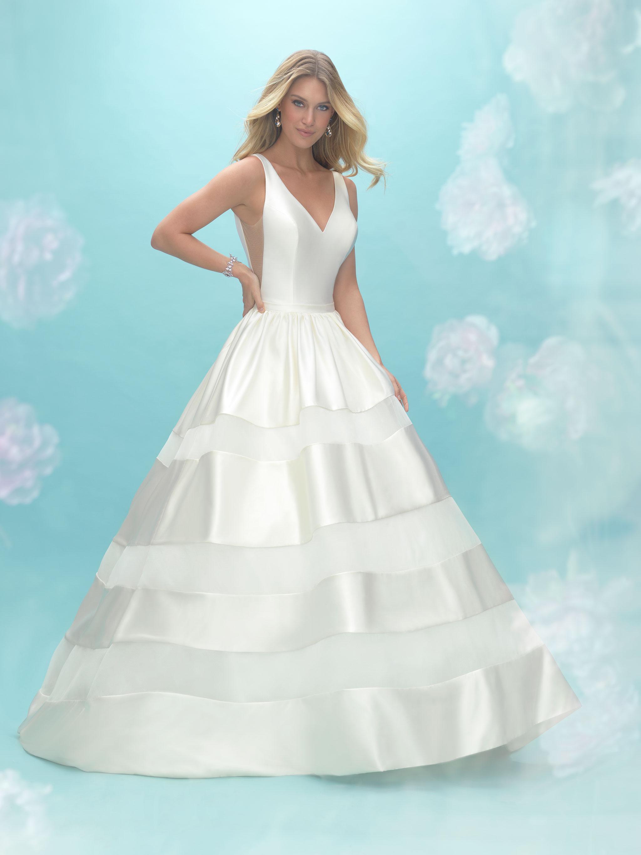 7a385a188 Wedding Dresses | Bridal & Bridesmaid, Formal Gowns | Allure Bridals