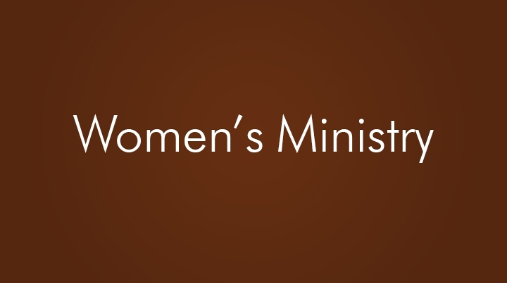 Women's Ministry Podcast