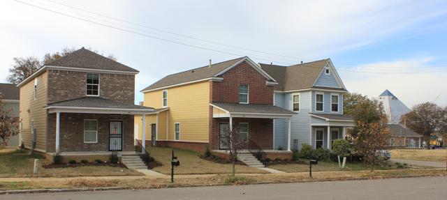Grant New Homes Memphis Tn