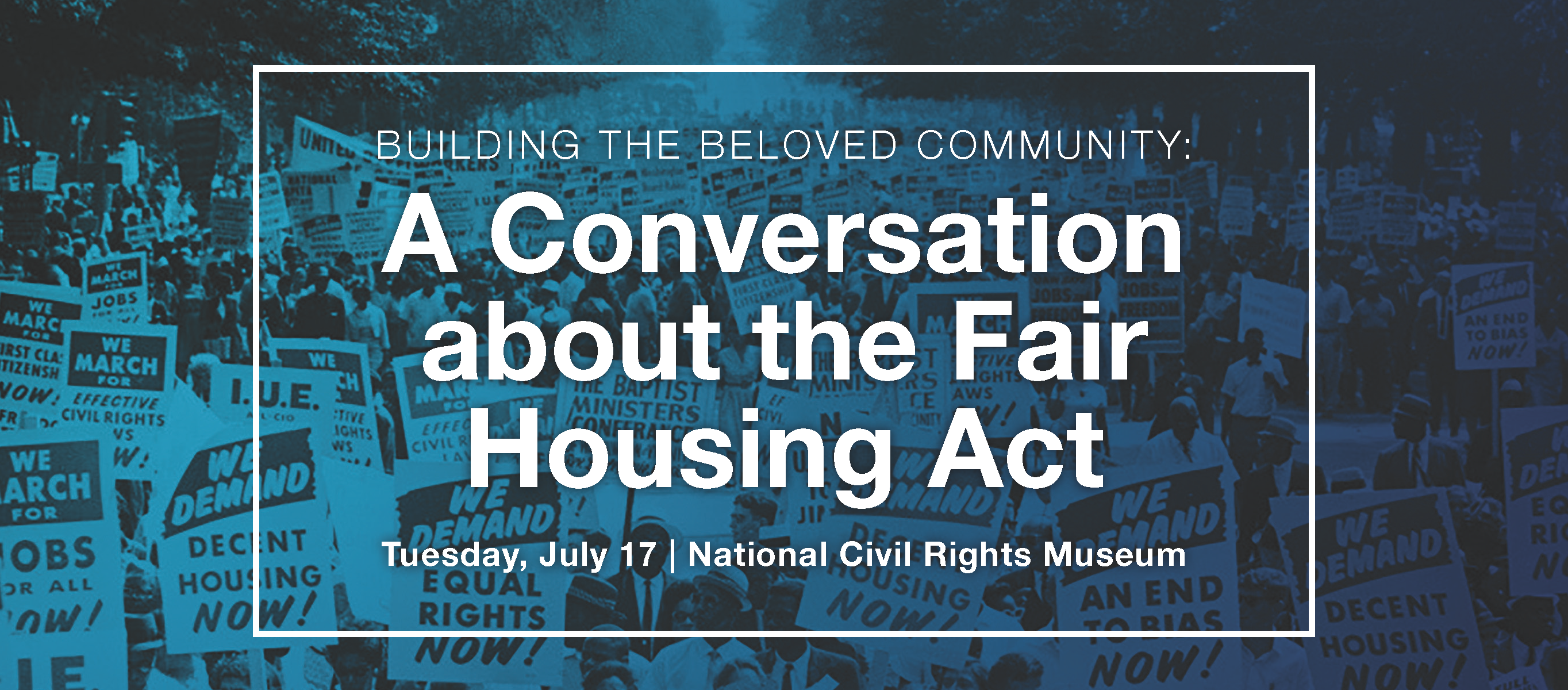 Fair housing act 50th anniversary forum malvernweather Choice Image
