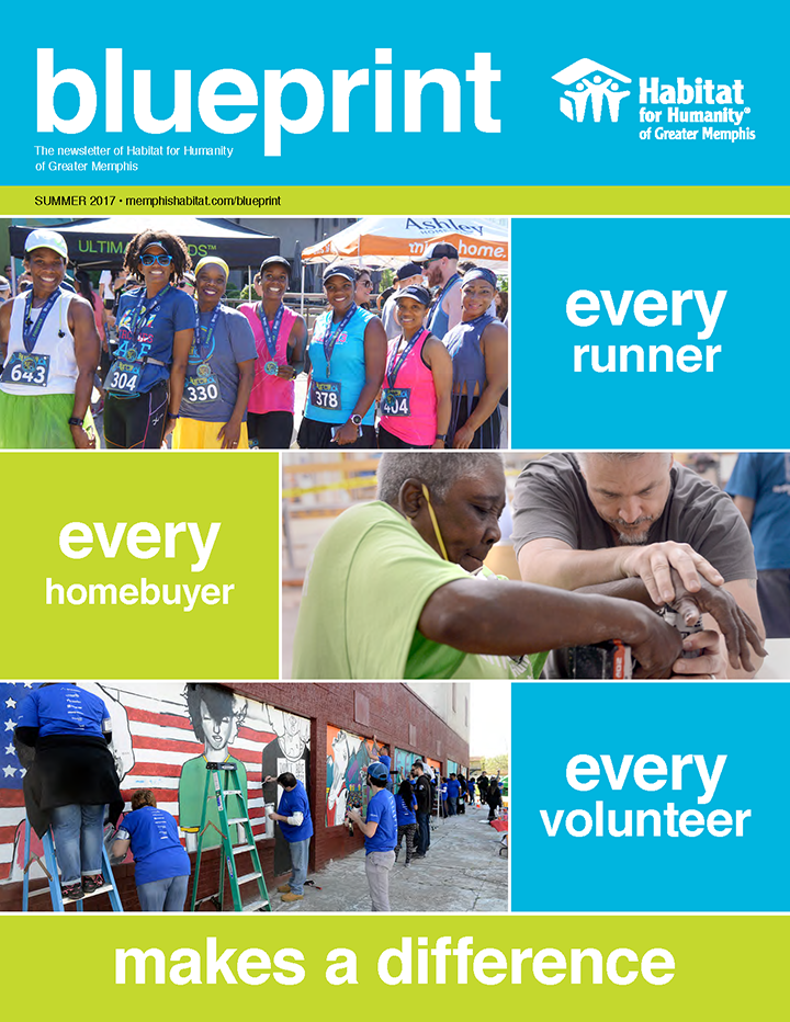 Hot off the Presses: Blueprint Newsletter