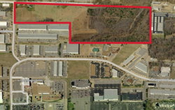 Bartlett Industrial Site