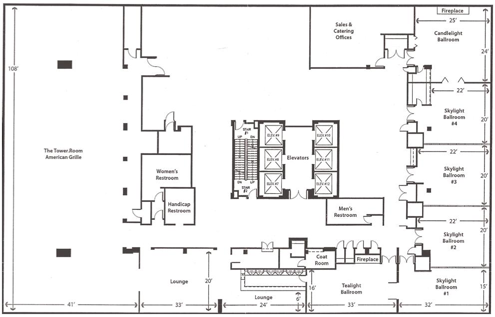 Rooms Floor Plans