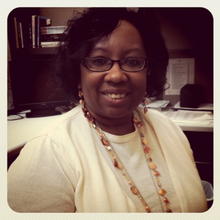 CEG's Manager of Information and Business Systems, Patricia Burns