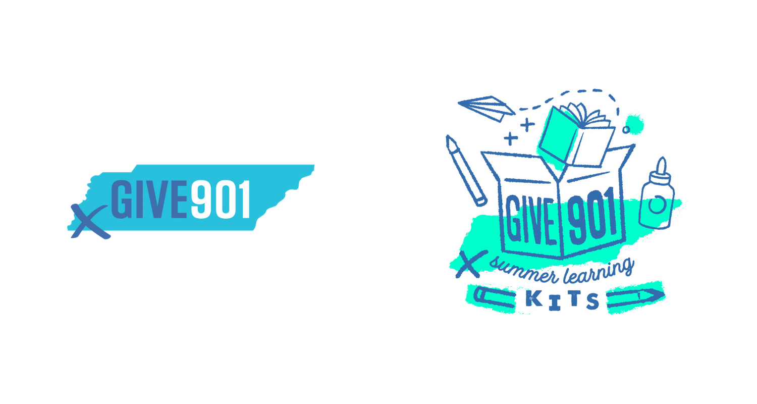 Give901 Provides Summer Learning Kits
