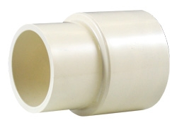 CTS IPS to CTS Transition Coupling Slip x Slip  sc 1 st  LASCO Fittings & LASCO Fittings Products: CTS IPS to CTS Transition Couplingu003cbr/u003eSlip ...