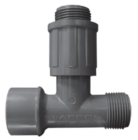 Residential & Commercial Irrigation UltraZone Tee<br/>SLIP x MTHD x MVCONN