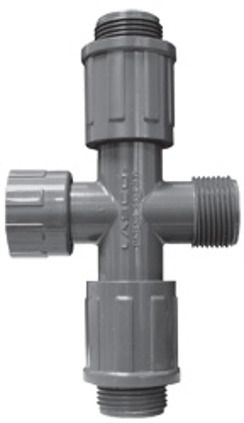 Residential & Commercial Irrigation UltraZone Cross<br/>NUT x MTHD x MVCONN (2)