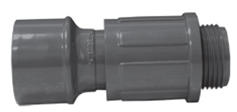 Residential & Commercial Irrigation UltraZone Valve Adapter<br/>SLIP x MVCONN