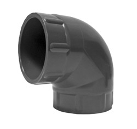 Heavy Turf Surge Guard&#8482 Elbow 90&deg<br/>Socket