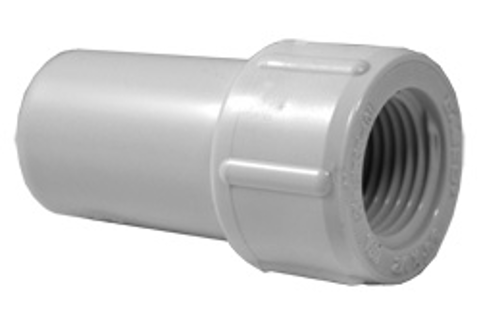 Push Fittings Female Adapter<br/>Spigot x FPT