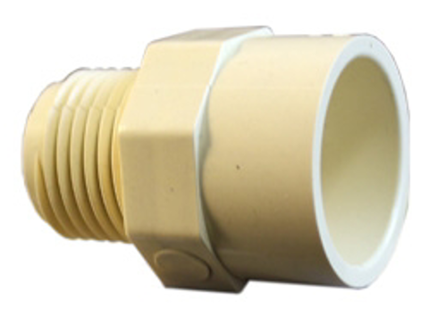 CTS Reducing Male Adapter<br/>MPT x Slip