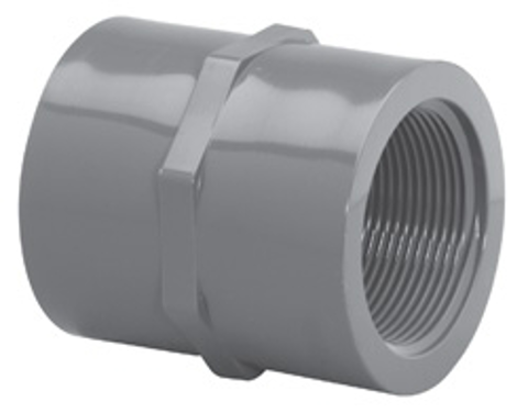 Sch80 Coupling<br/>FPT x FPT