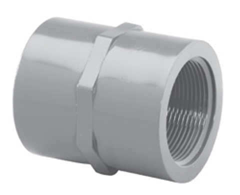 SCH80C Female Adapter<br/>Slip x FPT